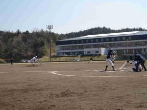 硬式野球教室